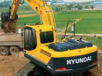 Экскаватор HYUNDAI R160LC-9