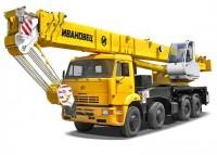 Камаз  автокран 50 тонн