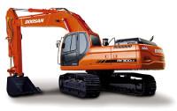 экскаватор Doosan dx300