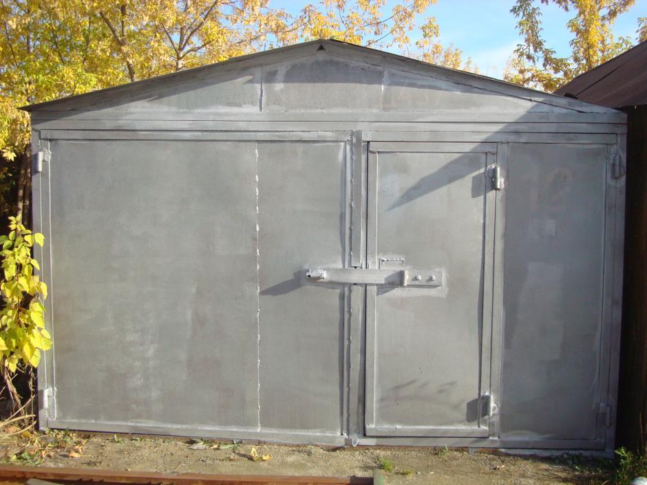 Дачные гаражные гаражи